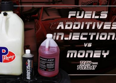 Fuels, Additives, Injections
