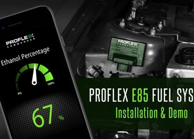 Proflex E85 Installation